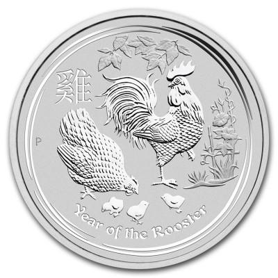 Xu mạ bạc của Úc