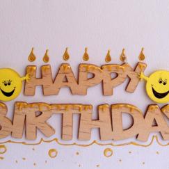 Thiệp sinh nhật thủ công giá 11000
