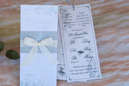Thiệp Cưới TC - Chuyên nhận đặt làm thiệp cưới giá rẻ